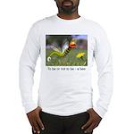 Worm Bee Long Sleeve T-Shirt