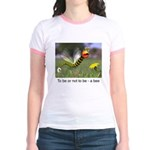 Worm Bee Jr. Ringer T-shirt
