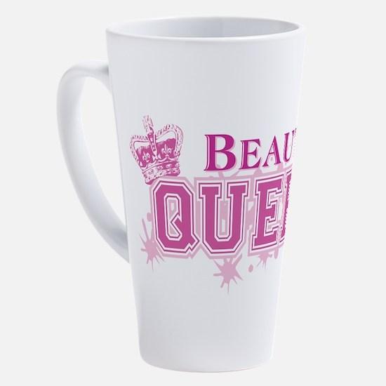 Cute Little miss 17 oz Latte Mug