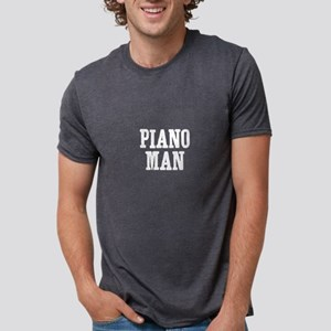 Piano man Women's Dark T-Shirt