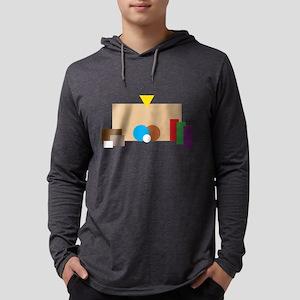 Minimalist Nativity Long Sleeve T-Shirt