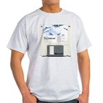 Internet on a disk Light T-Shirt