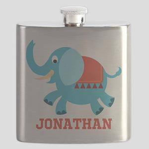 Elephant (p) Flask