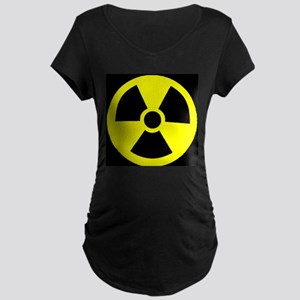 Radioactive Maternity Dark T-Shirt