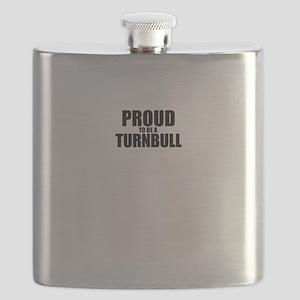 Proud to be TURMAN Flask