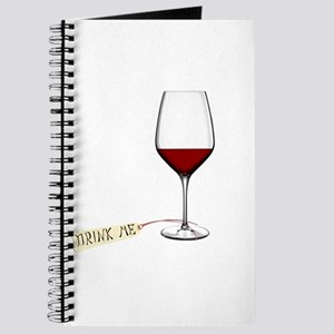 Drink Me Journal