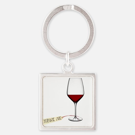 Drink Me Keychains