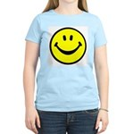 Happy Face Women's Light T-Shirt