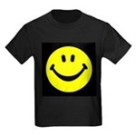 Happy Face Kids Dark T-Shirt