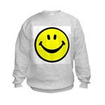 Happy Face Kids Sweatshirt