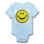 Happy Face Infant Bodysuit