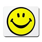 Happy Face Mousepad