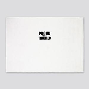 Proud to be TROY 5'x7'Area Rug