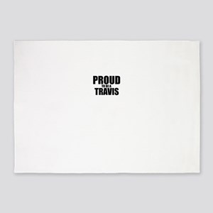 Proud to be TRAPP 5'x7'Area Rug