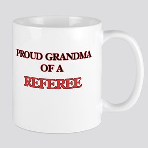Proud Grandma of a Referee Mugs