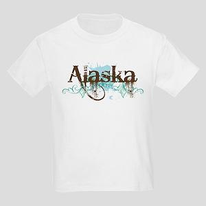 ALASKA grunge Kids Light T-Shirt