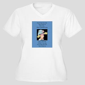 Hip-A-Dee-Doo-Dah Plus Size T-Shirt