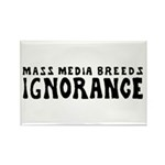 Ignorance Rectangle Magnet (100 pack)