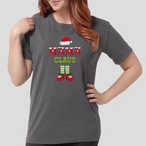 Mama Claus 2 Womens Comfort Colors Shirt