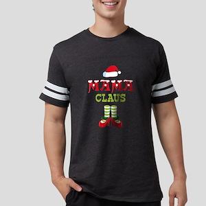 Mama Claus 2 Mens Football Shirt