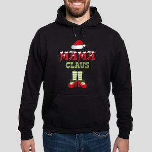 Mama Claus 2 Hoodie (dark)