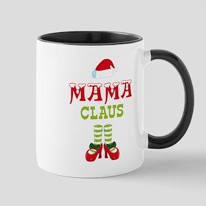 Mama Claus 2 11 oz Ceramic Mug