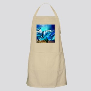Dolphins Apron