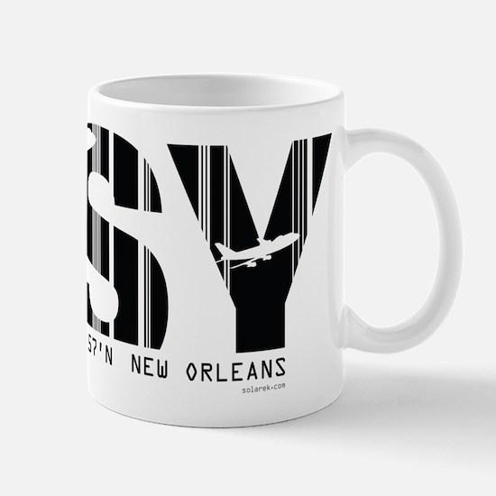 New Orleans MSY 1 Mugs