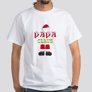 Papa Claus 2 Men's Classic T-Shirts