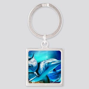 Dolphins Keychains