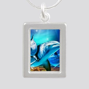 Dolphins Necklaces