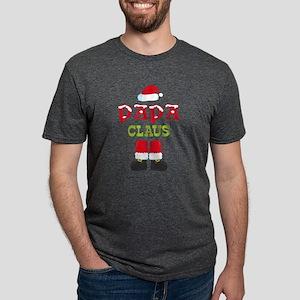 Papa Claus 2 Mens Tri-blend T-Shirt