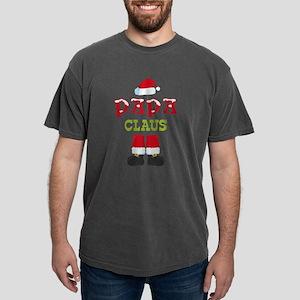 Papa Claus 2 Mens Comfort Colors Shirt