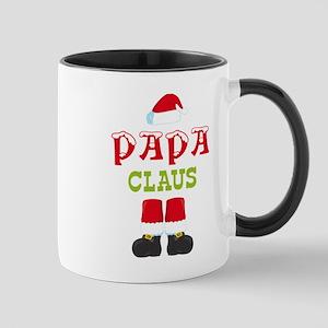 Papa Claus 2 11 oz Ceramic Mug