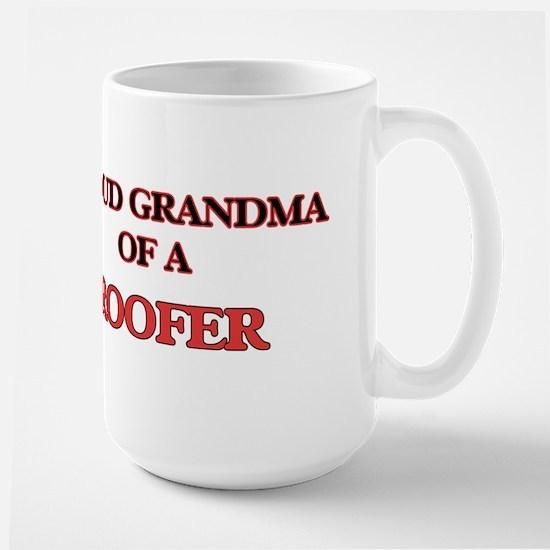 Proud Grandma of a Roofer Mugs