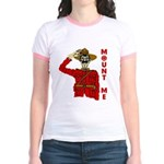 Mount Me Jr. Ringer T-Shirt