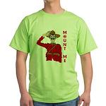 Mount Me Green T-Shirt