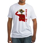 Mount Me Fitted T-Shirt