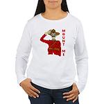 Mount Me Women's Long Sleeve T-Shirt