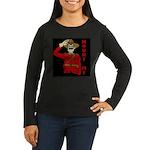 Mount Me Women's Long Sleeve Dark T-Shirt