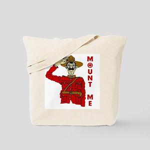 Mount Me Tote Bag