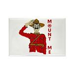 Mount Me Rectangle Magnet (10 pack)