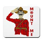 Mount Me Mousepad
