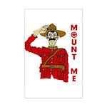 Mount Me Mini Poster Print