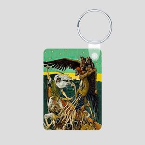Death of Sampo Aluminum Photo Keychain
