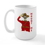 Mount Me Large Mug