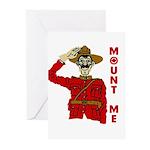 Mount Me Greeting Cards (Pk of 20)