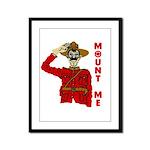 Mount Me Framed Panel Print