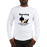 If Your Question Is Stupid... Long Sleeve T-Shirt