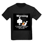 If Your Question Is Stupid... Kids Dark T-Shirt